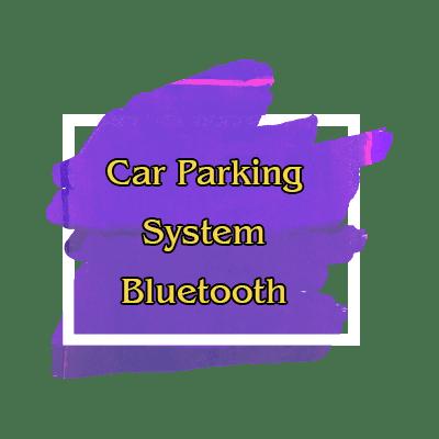 Bluetooth Type : Car Parking System ระบบไม้กั้นอัตโนมัติ ระยะไกลแบบบลูทูธ