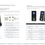 Basic Access Control ระบบควบคุม อัตโนมัติ ระบบลงเวลา ZKTeco