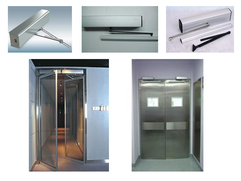 ประตูอัตโนมัติ ประตูกึ่งอัตโนมัติ ประตูรั้วอัตโนมัติ