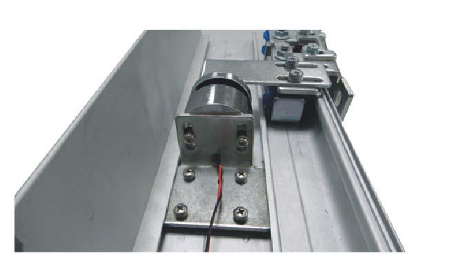 กลอนไฟฟ้าสำหรับประตูอัตโนมัติ กลอนแม่เหล็กไฟฟ้า แบบต่างๆ B-01