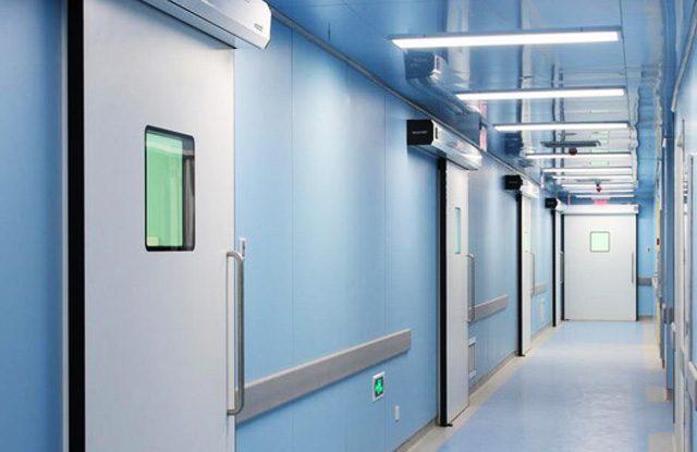 ประตูอัตโนมัติกับโรงพยาบาล,ประตูอัตโนมัติ,ประตูกระจก,ประตูบานเลื่อน,automatic door,automatic slide door,no touch switch,hermatic door