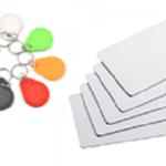 บัตรRFID,Proximity,Mifare,UHF,บัตร 2 ความถี่,13.56,125,860-920,EM4100,TK4100