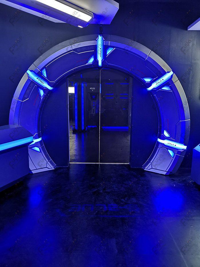 Strek,automatic,automatic slide door,ประตูอัตโนมัติ,ประตูอัตโนมัติบานเลื่อนคู่,ประตูกระจกบานเปลือย,ประตูกระจกอัตโนมัติ,ประตูกระจกติดฟิล์ม,ประตูออโต้,ประตูเซเว่น