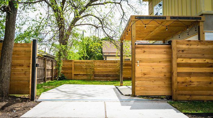 ประตูรั้วอัตโนมัติพลังงานแสงอาทิตย์ Automatic Door Solar Cell System